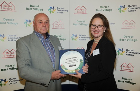 Langton Herring Awarded Second Prize In Dorset Best Small Village Award 2018