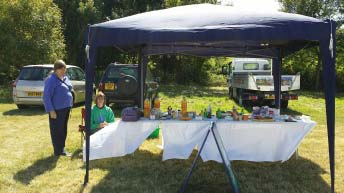 Chesil Bank Country Fayre 2014
