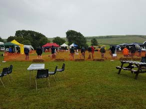 Chesil Bank Country Fayre 2017